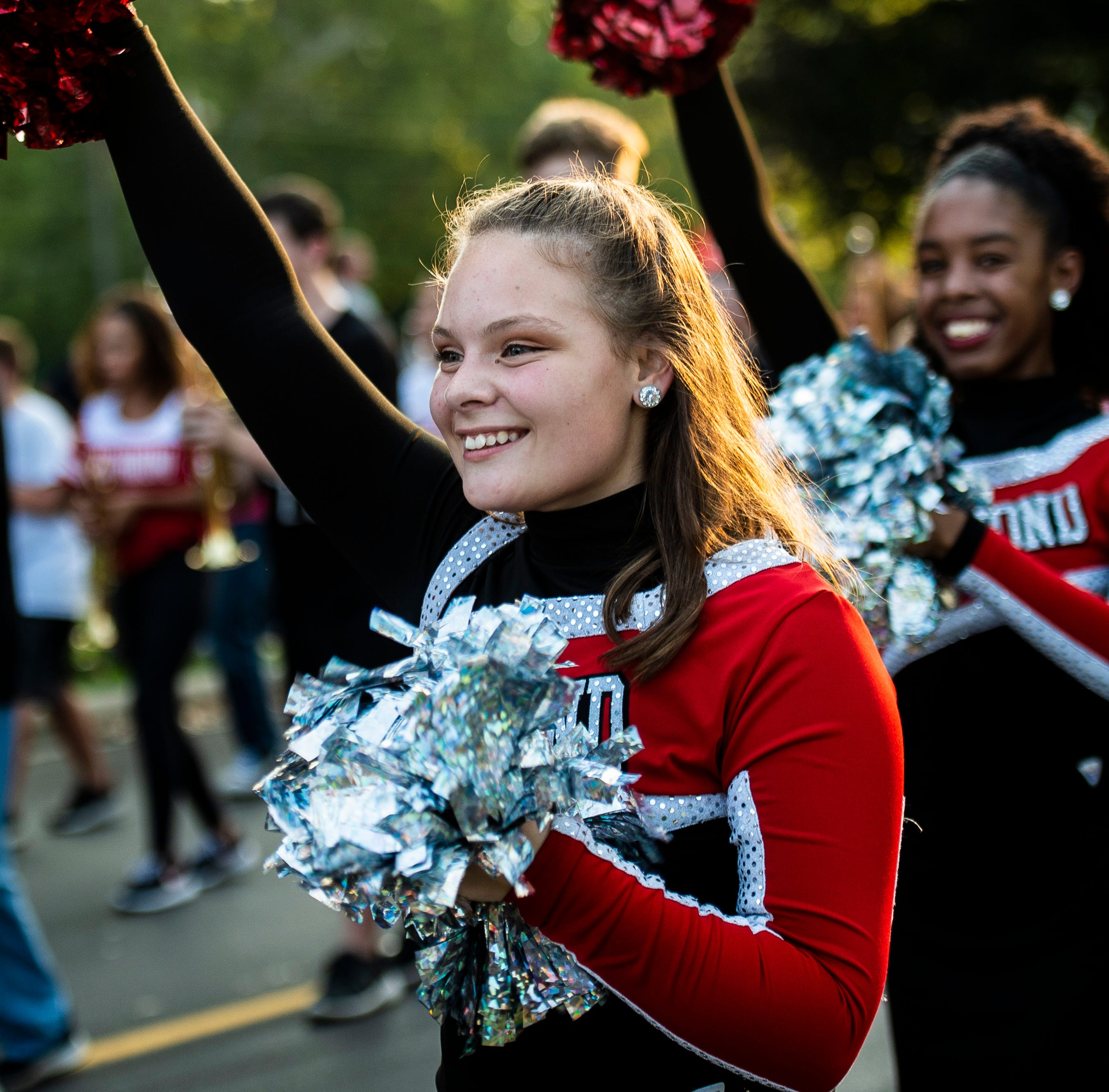 PHOTOS: Homecoming parade celebrates Richmond High School, community