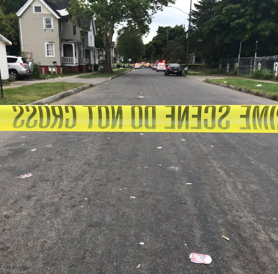 One man killed in Wilkins Street double shooting