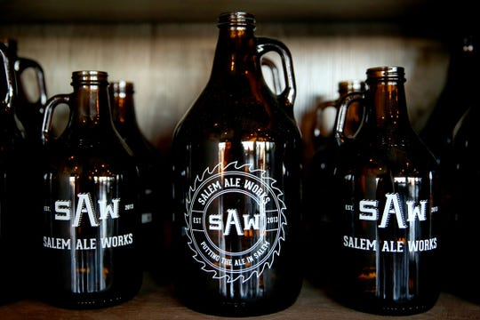 Salem Ale Works on Wednesday, Sep. 19, 2018.