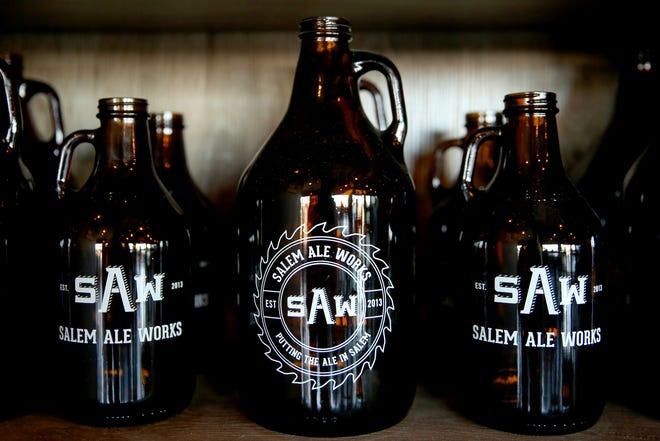 Salem Ale Works on Wednesday, Sep. 19, 2018.