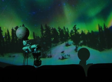 """Chemeketa Planetarium: The new show, """"Phantom of the Universe,"""" explores dark matter including the Big Bang Theory and the Large Hadron Collider through the eyes of Fritz Zwicky, who coined the term """"dark matter,"""" 7:30 p.m. Fridays, Sept. 28 through Nov. 30, no show on Nov. 23, Chemeketa Community College Planetarium, building 2, room 171, 4000 Lancaster Dr NE, Salem. $5, $4 for children and students. Cash only. 503-399-5246."""