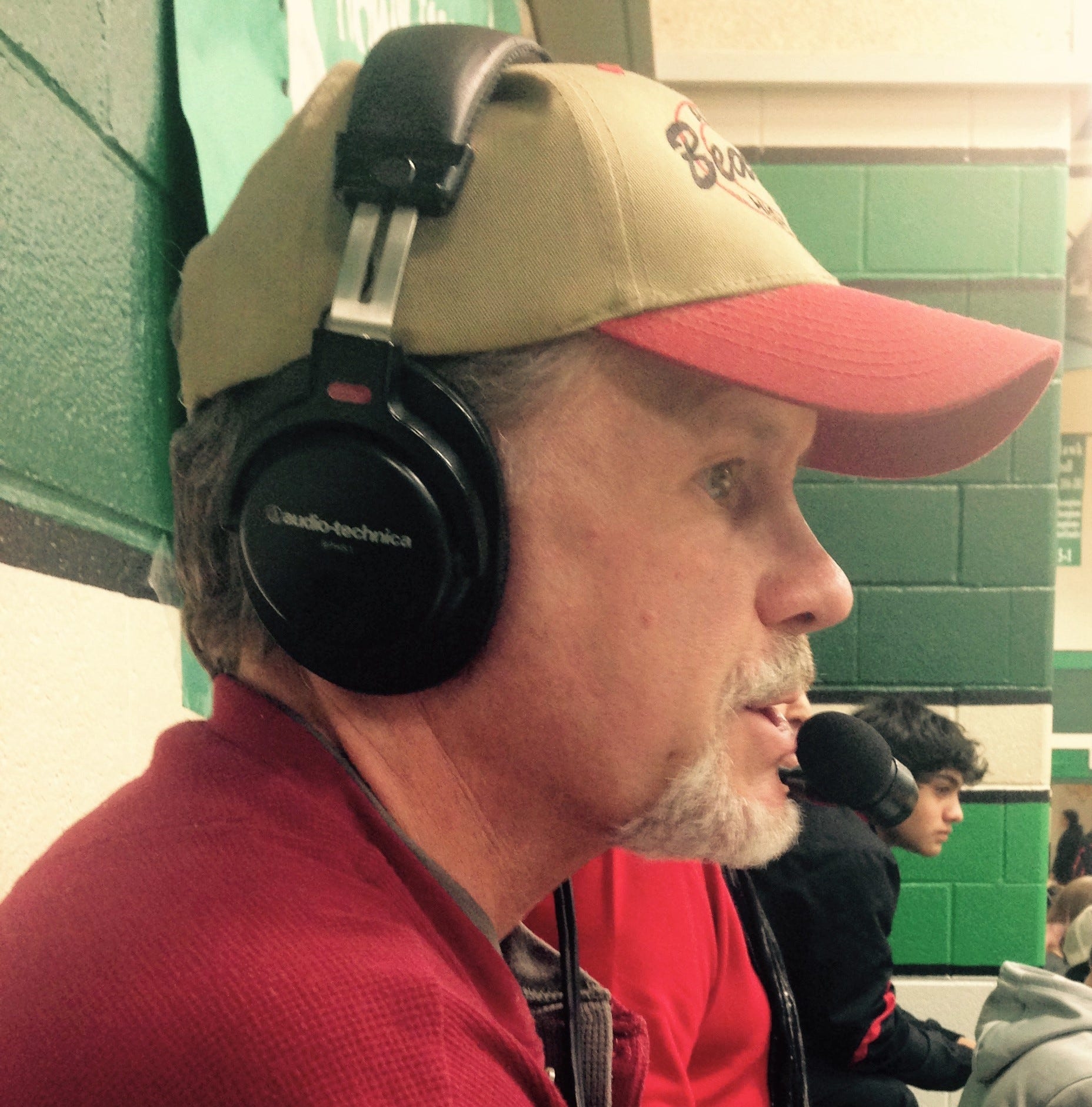 After 36 years, Ballinger radio announcer still chasing perfect broadcast