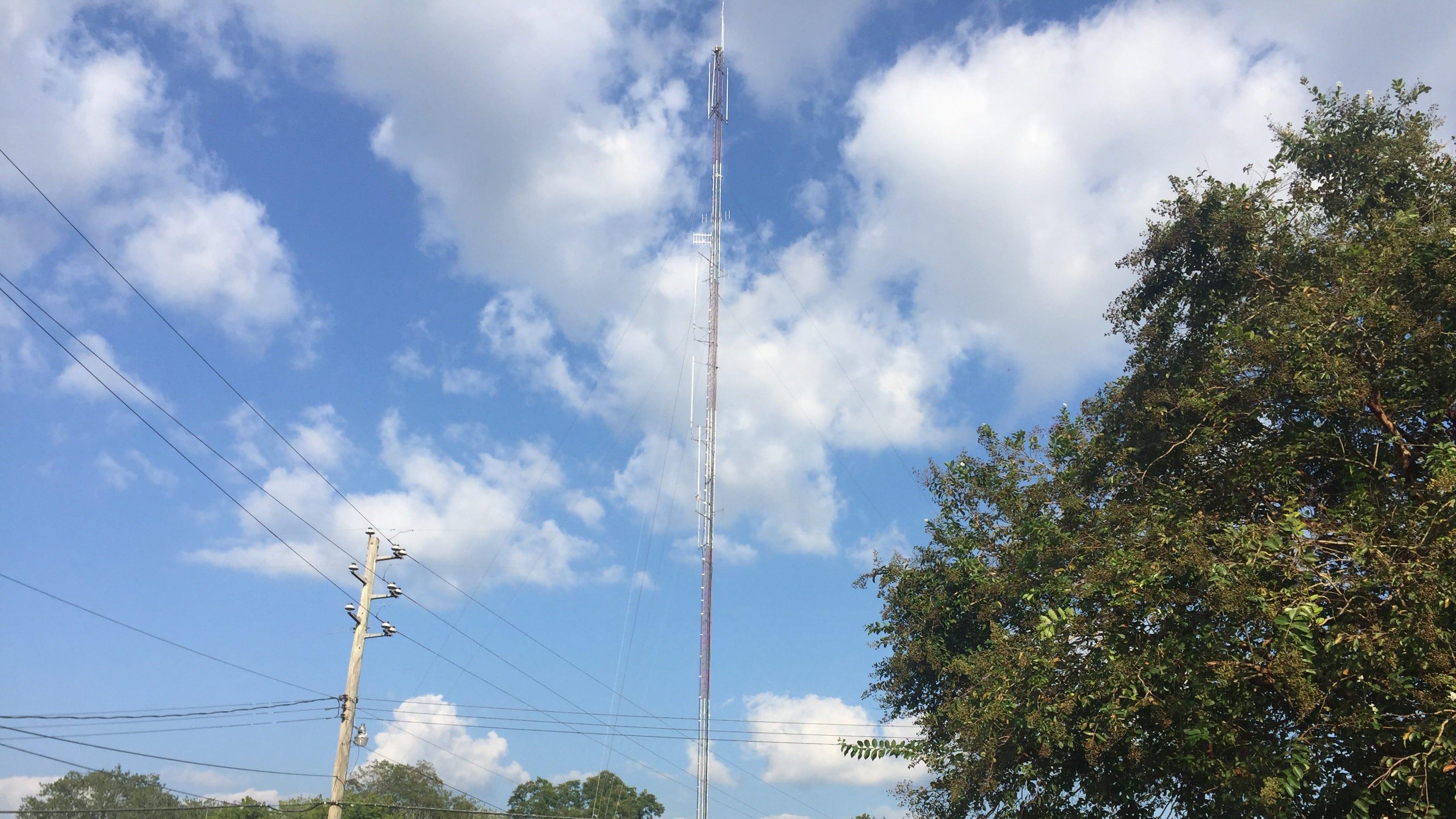 Accomack communications towers need major repairs