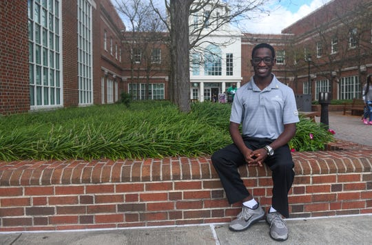 Langston Frazier, The University of Maryland Eastern Shore PGA golf management senior is now representing student voices as the student regent on the University System of Maryland's Board of Regents.