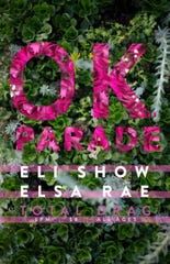 The first show poster for new band OK, Parade, a new project by members of the band Soulcrate.