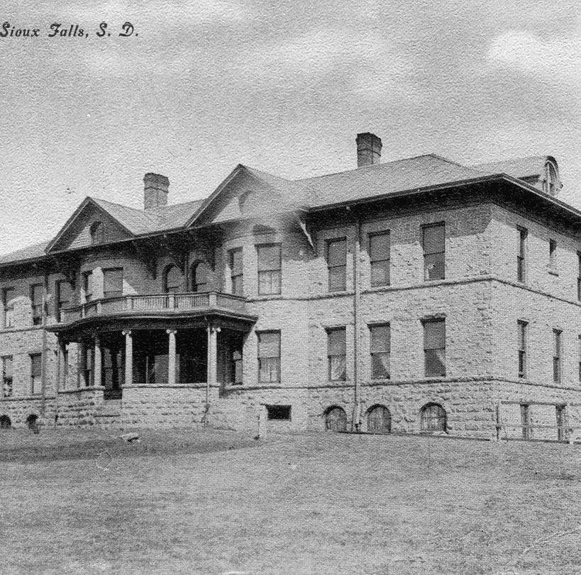 Looking Back: Children's Home opened in 1901 to foster children