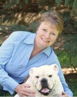A contributed portrait of Cindy Downing, animal communicator.