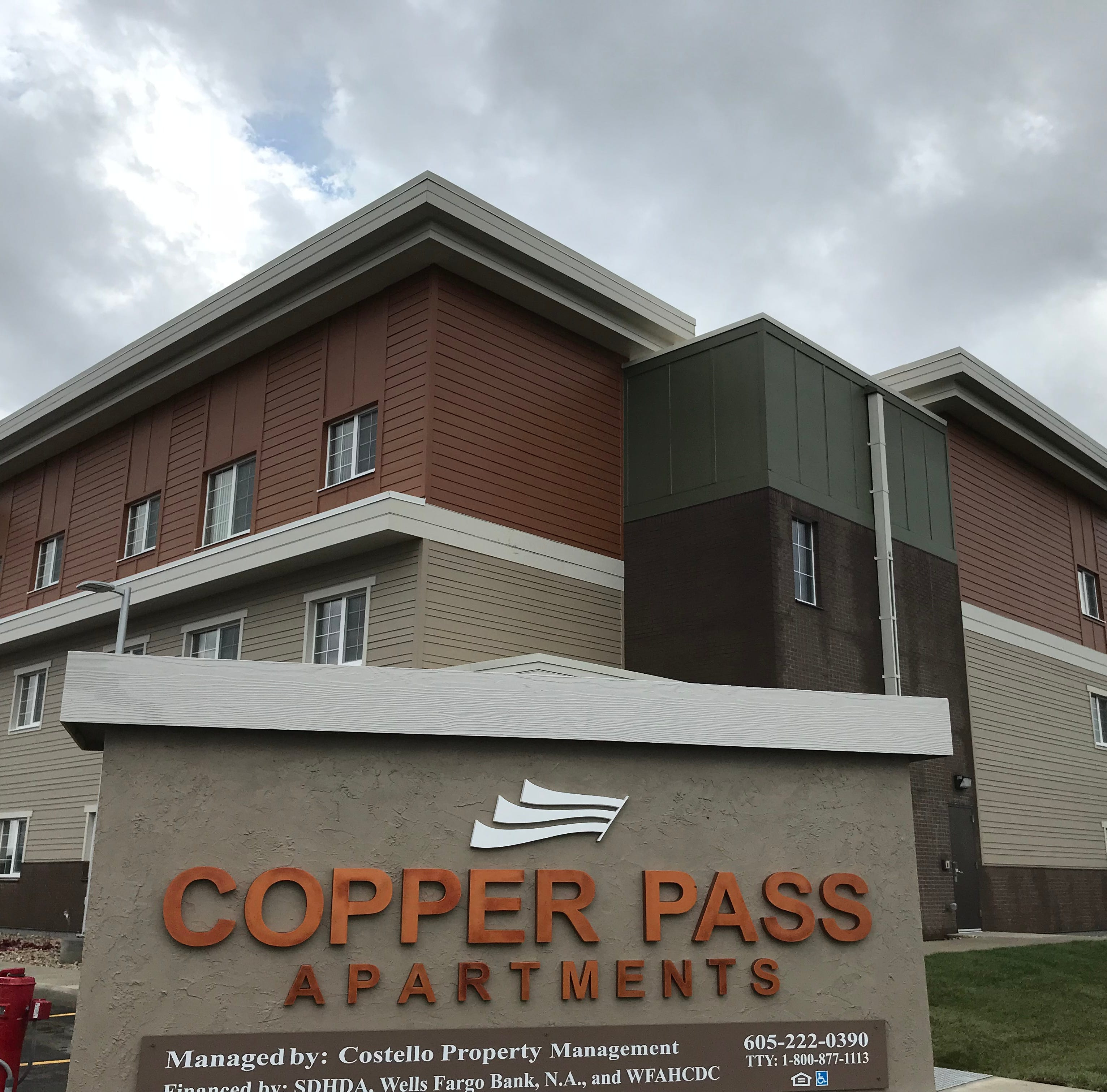 Check out South Dakota's first apartment building to meet Passive House standards