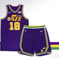 c426da8d0b1 Utah Jazz to wear throwback jerseys in 2018-19