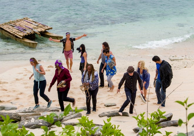 """The Goliath Tribe arrives at camp on """"Survivor"""" when the Emmy Award-winning series returns for its 37th season."""