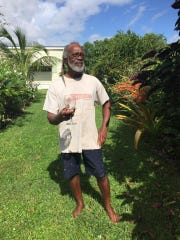 Glenford Harper was found dead on Wednesday in Stuart. His family reported him missing Wednesday night.