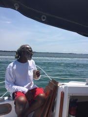 61-year old Glenford Harper found dead at a Stuart marina.