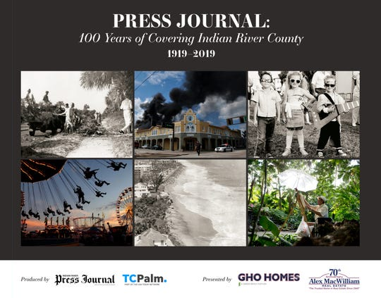 """The Press Journal: 100 Years of Covering Indian River County,"" a new hardcover, coffee table-style book was released in time for the 2018 holiday season and the 2018-19 celebration of the city of Vero Beach centennial. Buy it at https://www.pediment.com/products/press-journal-100-years-covering-indian-river-county"