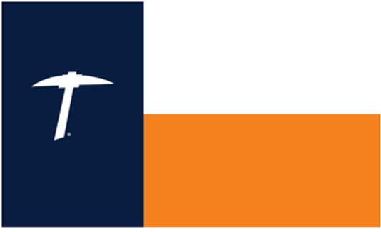 Utep Texas Flag