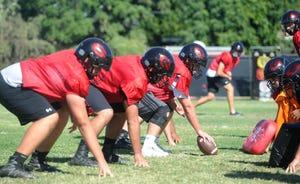 The Grace Brethren football program will be playing 8-man this season.