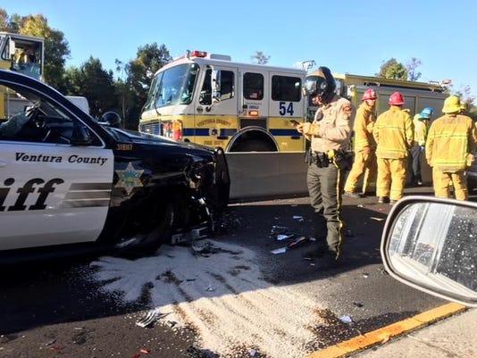 Flynn Road Crash