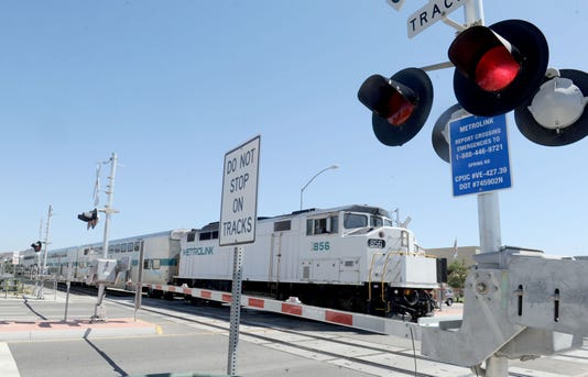 Railroad Crossing Sees Improvements 1
