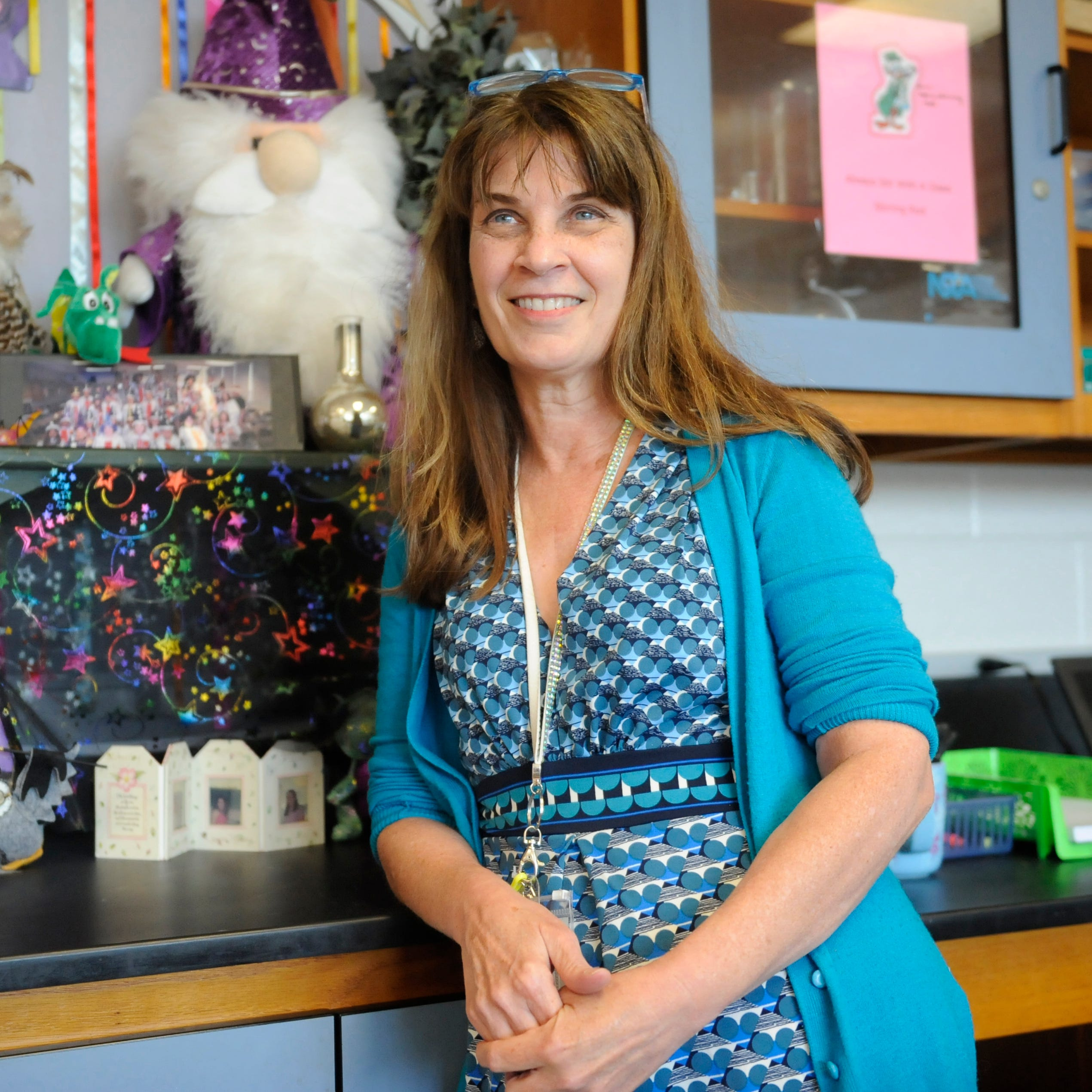 Vicki Yeager named Cumberland County Teacher of the Year