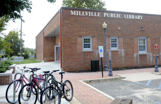 Millville Public Library officials are proposing a $5M-plus expansion of the library.