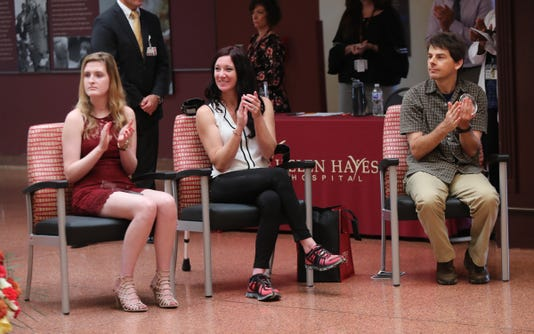 Helen Hayes Hosp Honors Assembly