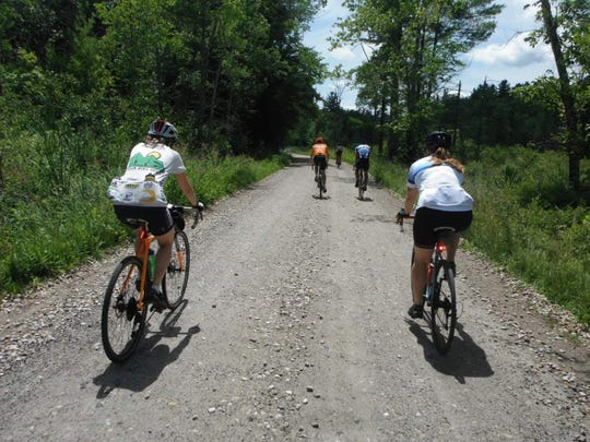 The Westchester Cycle Club's Dirty Apple ride traverses some of the most scenic dirt and gravel road in northern Westchester County.