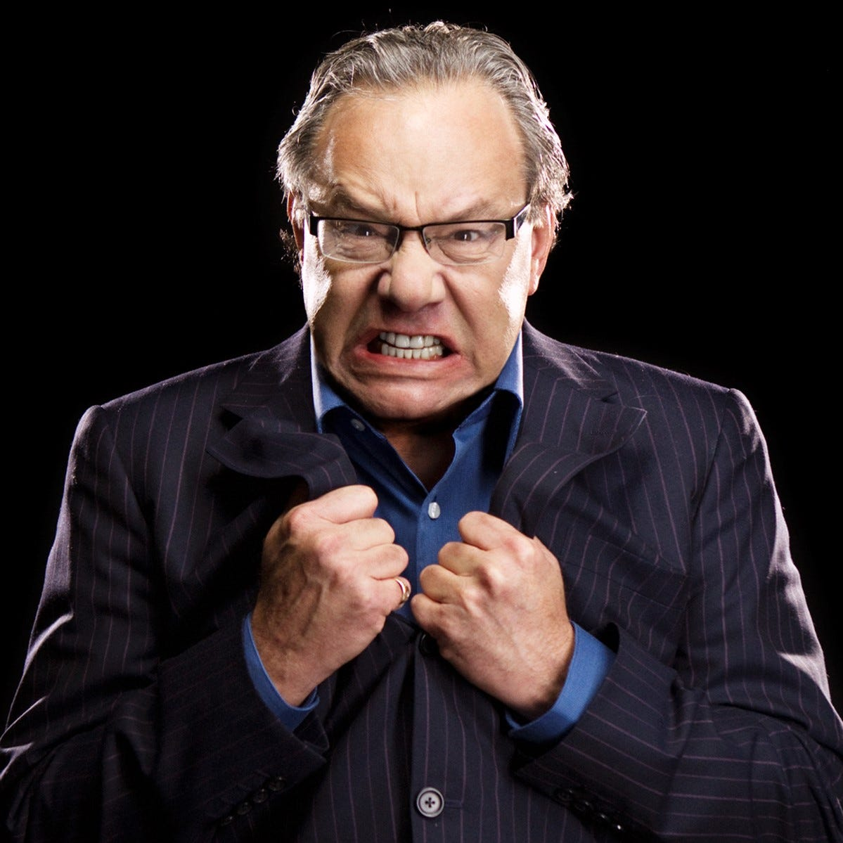 The Joke's On Us: Why Lewis Black will be ranting in Peekskill