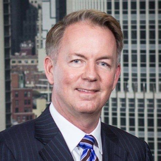 James Mahoney, executive director of the Autism at Work program at JPMorgan Chase.