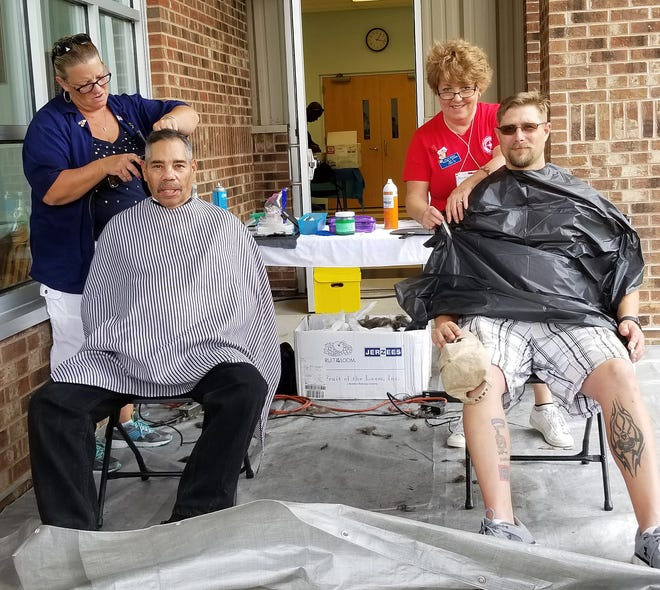 Veterans attending the 10th annual Delaware Stand down in Dover on Friday will once again be offered free haircuts.