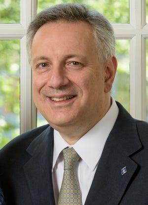 University of Delaware President Dennis Assanis