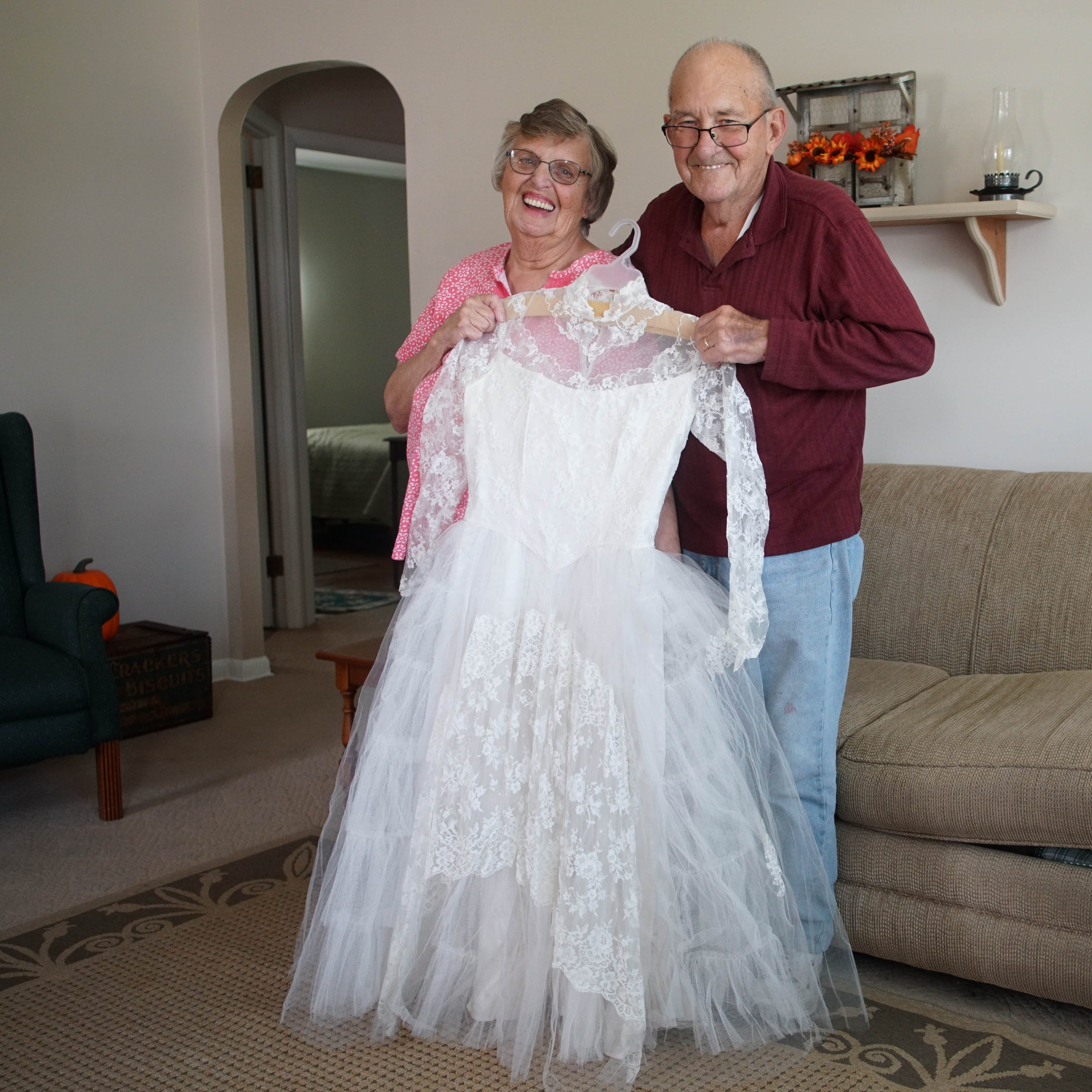 This Newark couple has been legally married for 60 years. Or so they thought.