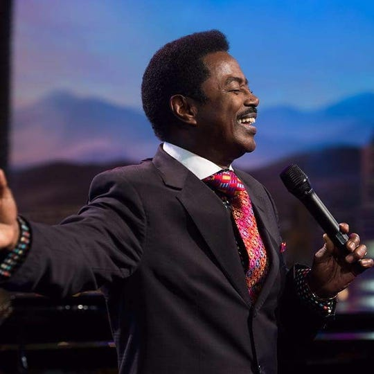 Houston-based gospel singer and minister Dr. Beau Williams will celebrate the eight-year anniversary of Covenant Faith Center Friday at 7:30 p.m.