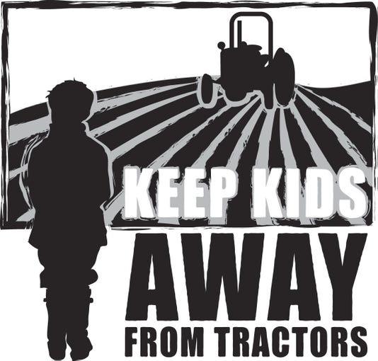 Keep Kids Away Illustrated