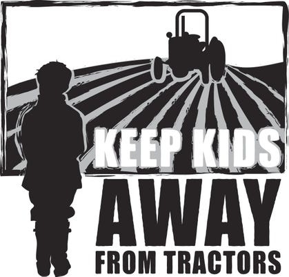 Keep Kids Away Illustrated
