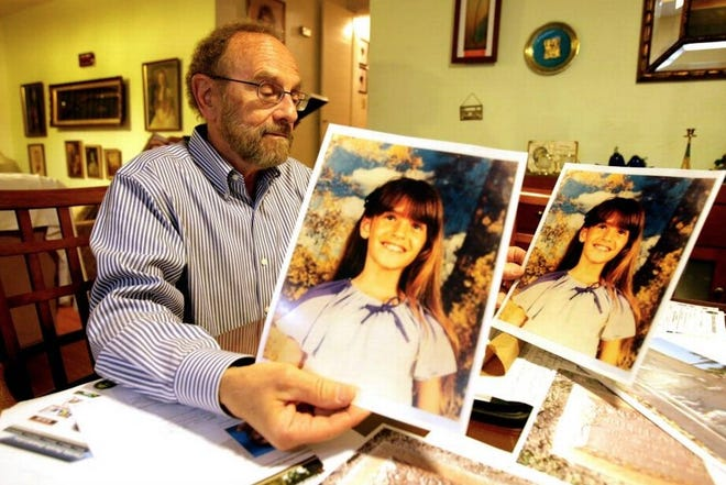 Marvin Weinstein has fought for victims' rights since the murder of his daughter Staci