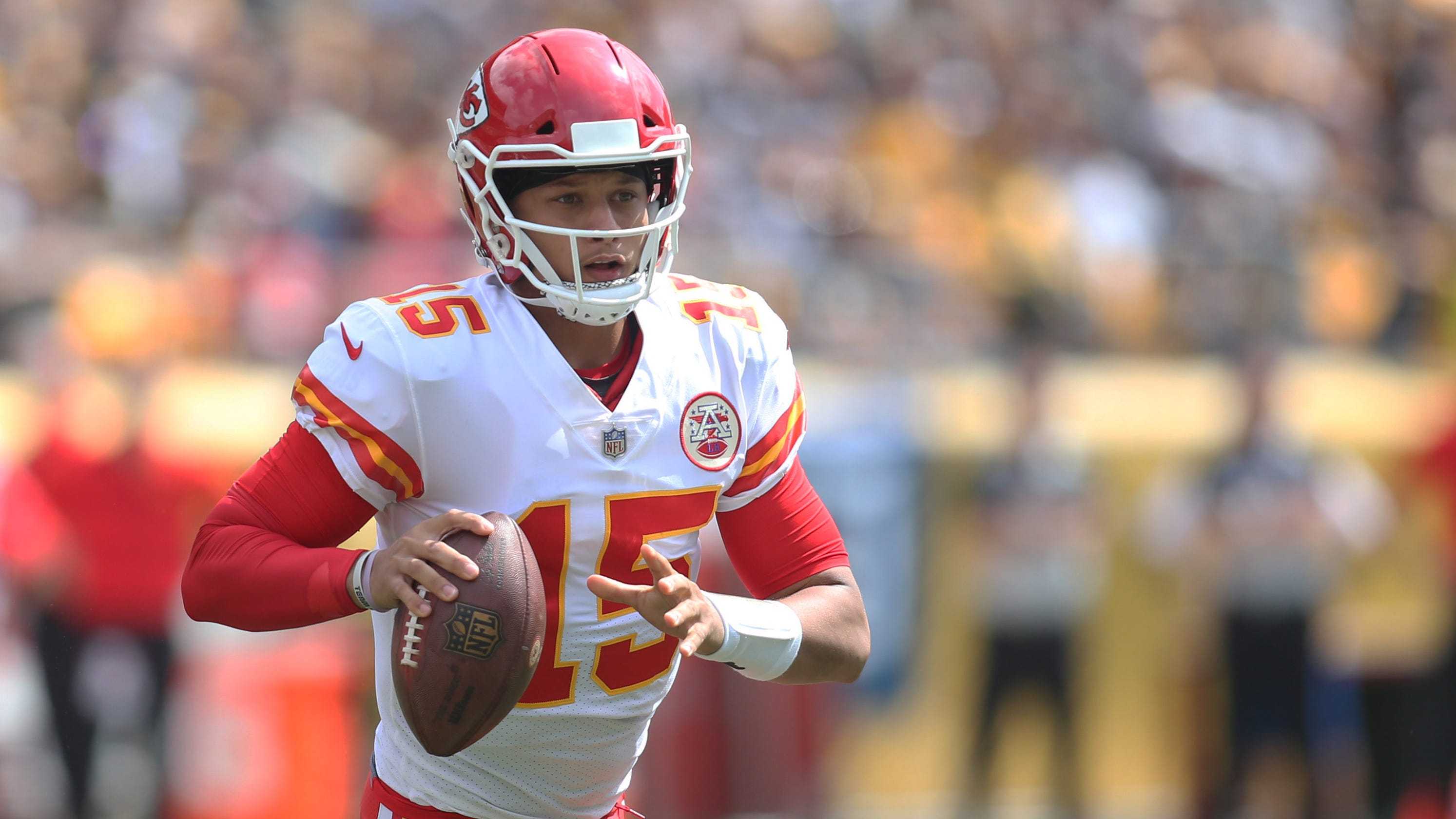 bb929755c Eight questions for NFL Week 3  Will Patrick Mahomes stay red hot