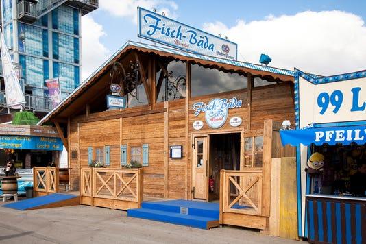 Fisch Bada Tent