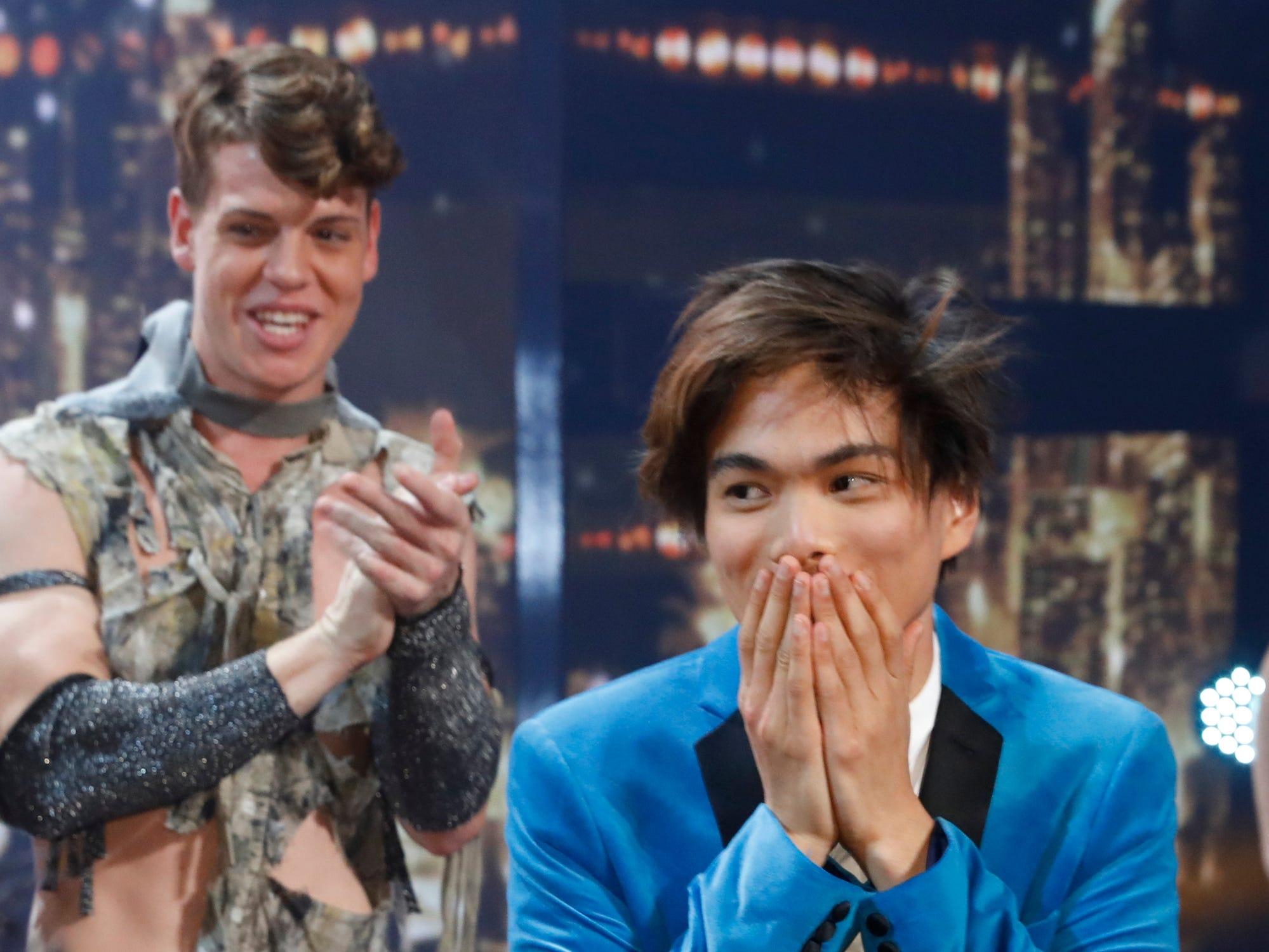 'America's Got Talent': What did Simon Cowell say that helped Shin Lim win Season 13?
