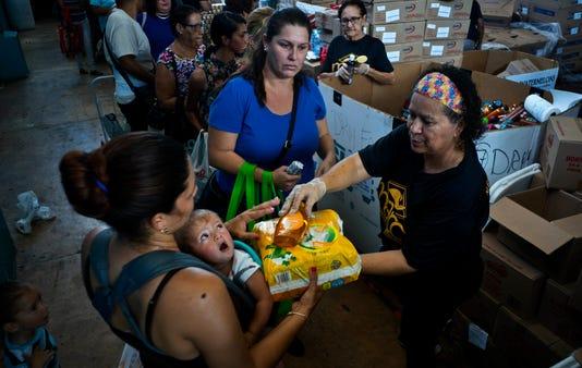 Ap Puerto Rico One Year After Maria Photo Essay I Pri