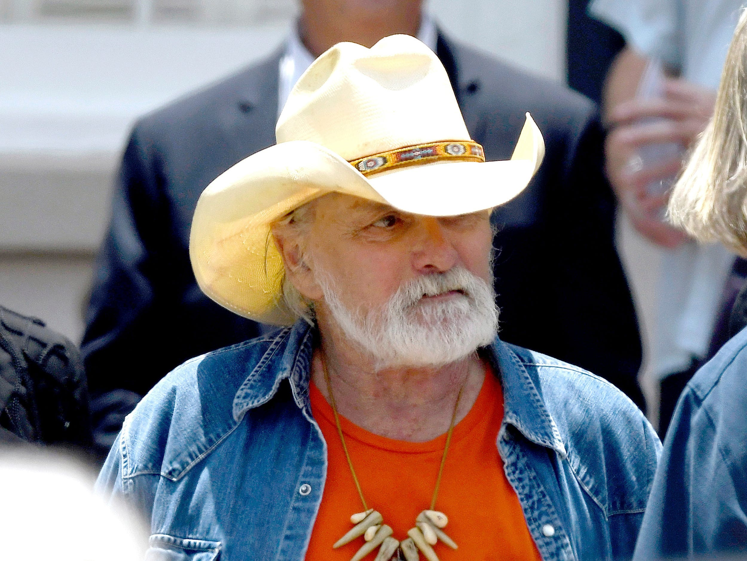 Allman Brothers' Dickey Betts recovering after successful brain surgery