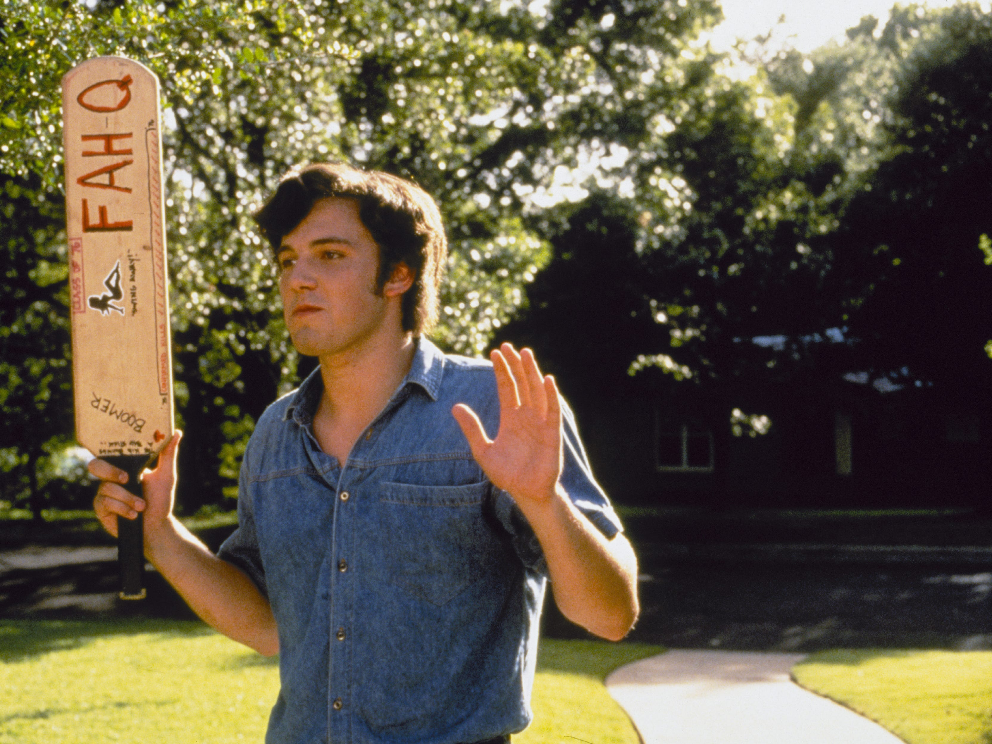 Ben Affleck as O'Bannion in 'Dazed and Confused.'