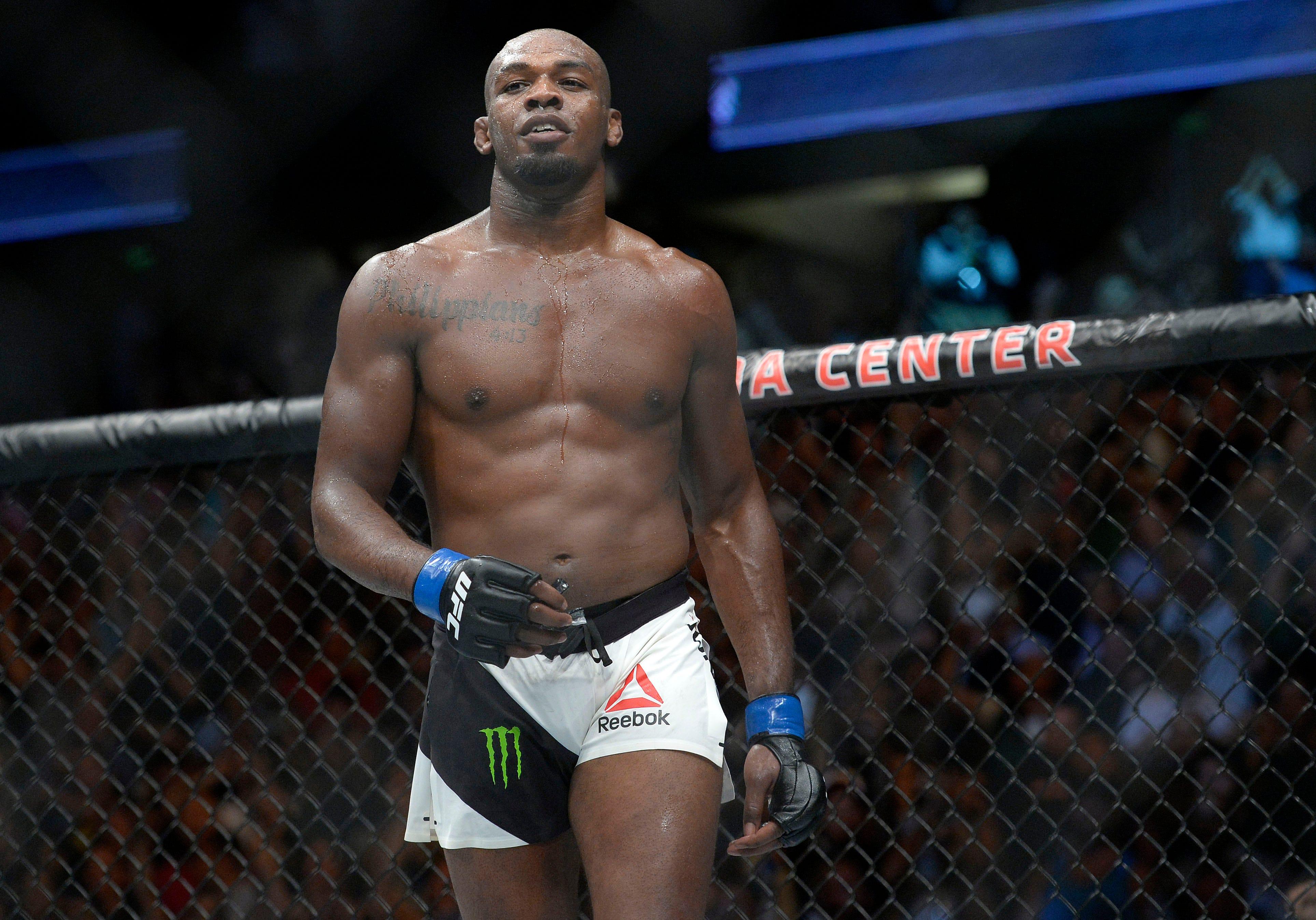 UFC: Jon Jones