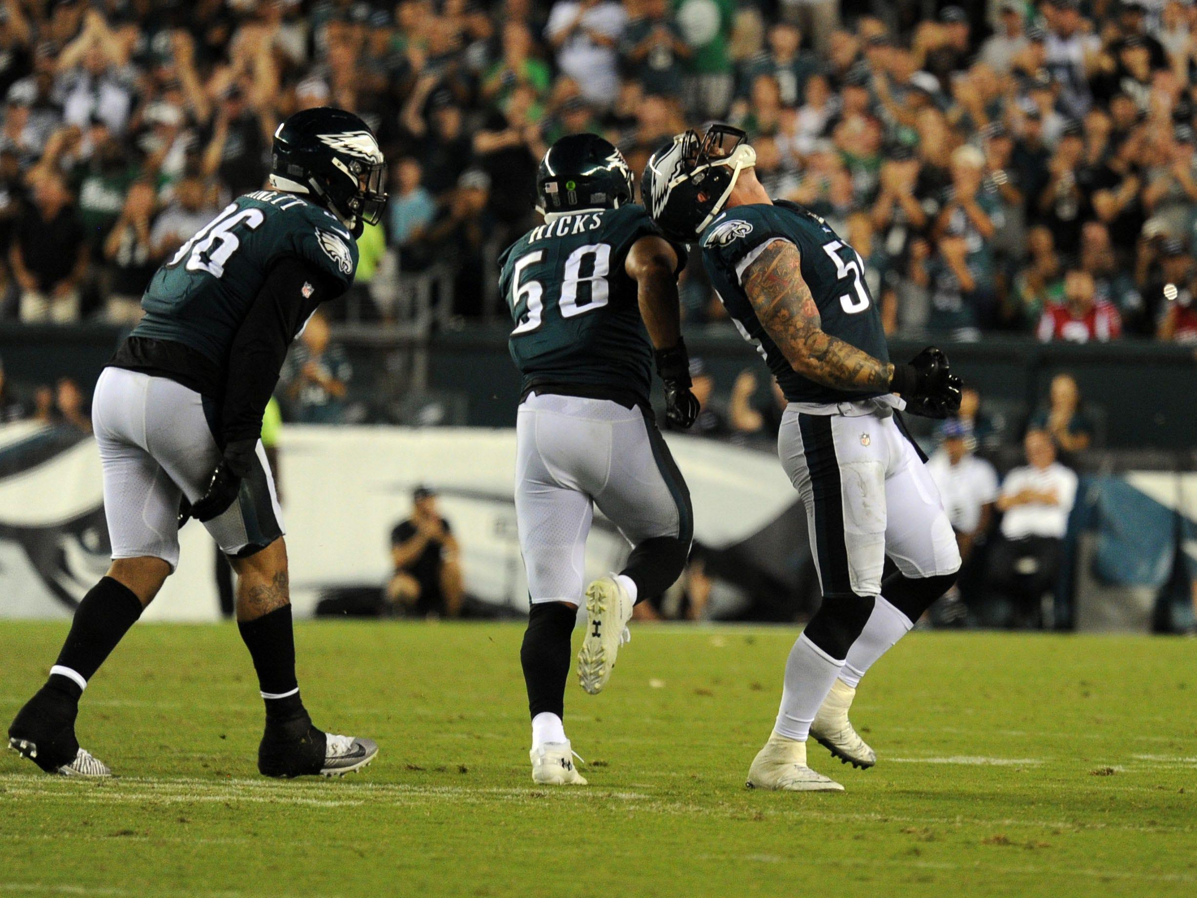 10. Philadelphia Eagles