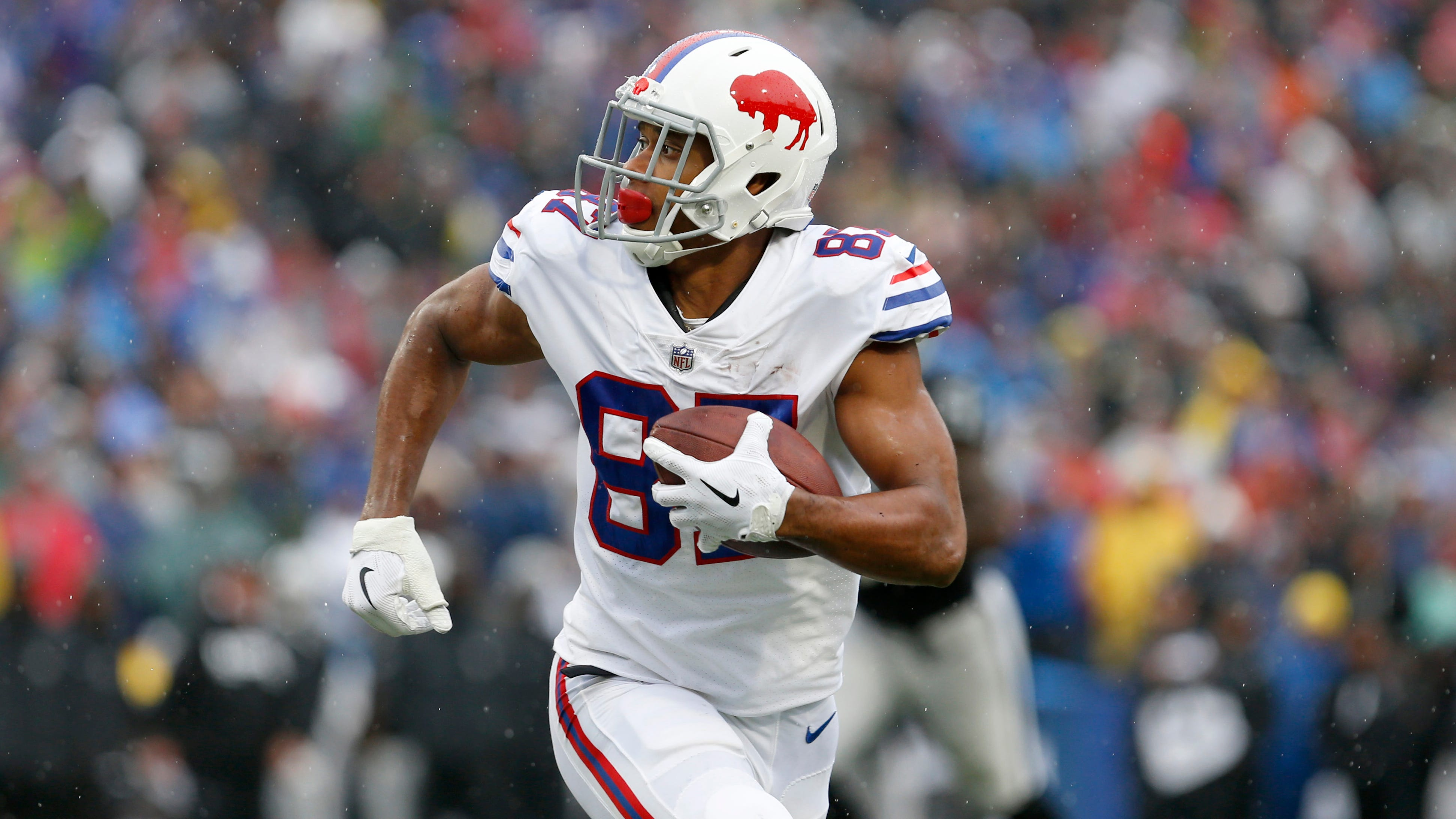Jordan Matthews' tenure with the Buffalo Bills was brief, but he did undergo one major life change during his time away from the Philadelphia Eagles.