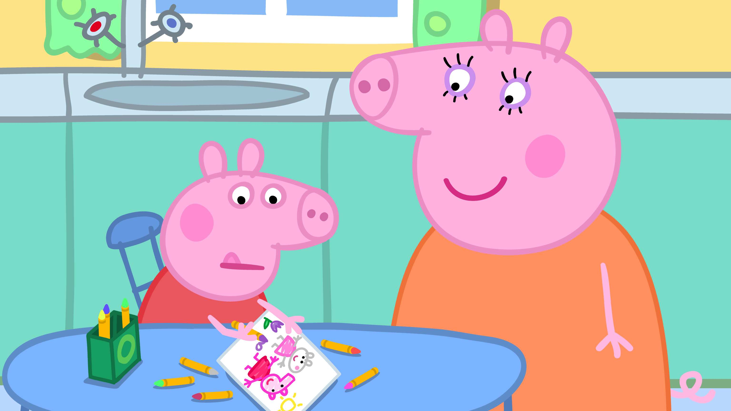 Peppa Pig Exclusive Clips New Episode Coming Soon To Nickelodeon