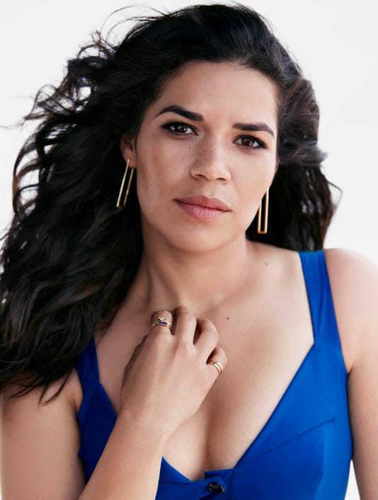 America Ferrera enlists stars for multicultural essay collection, 'American Like Me'