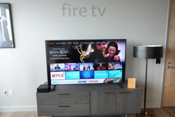 Amazon's Fire TV Recast is a $229 DVR for cord cutters