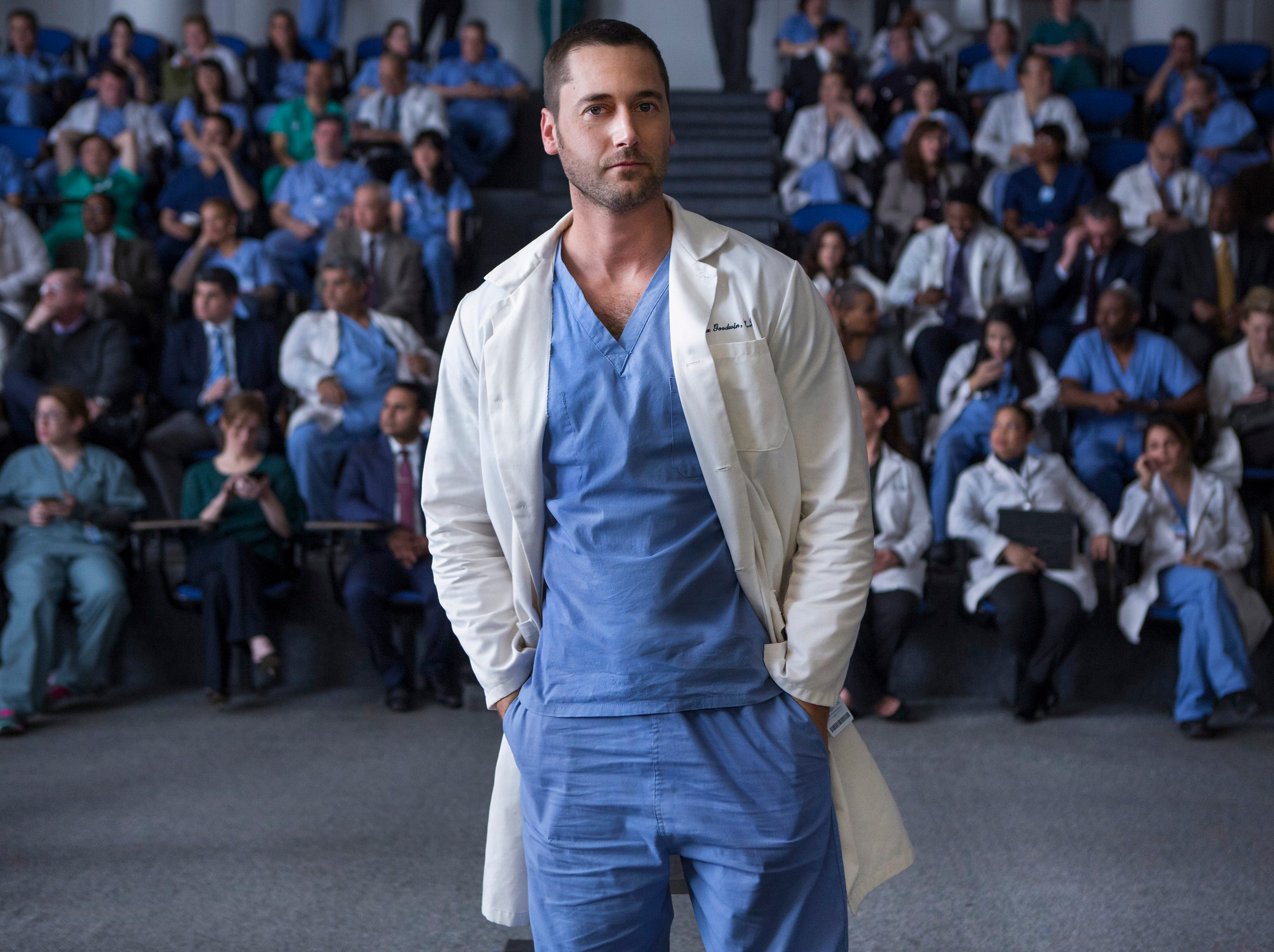 Review: NBC's medical drama 'New Amsterdam' is dead on arrival
