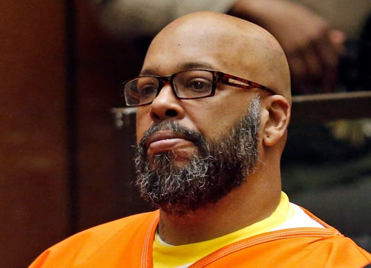 Ap People Suge Knight A Ent File Usa Ca