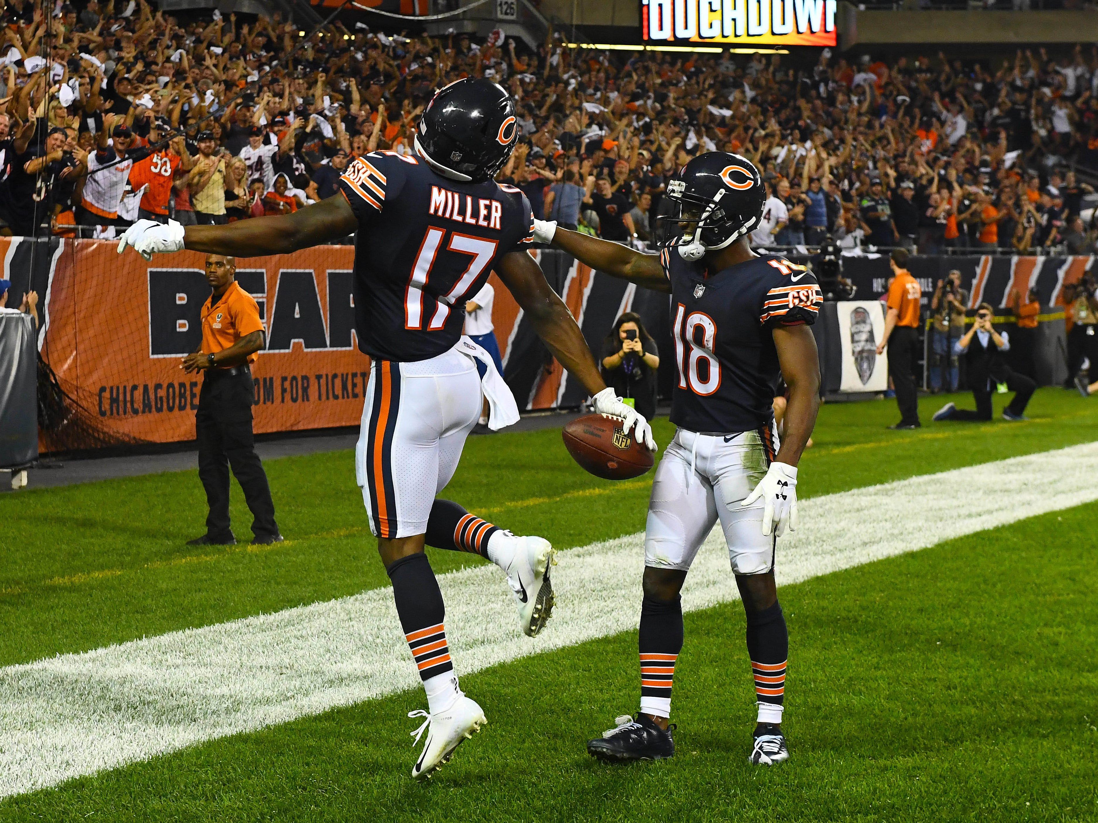 7. Chicago Bears