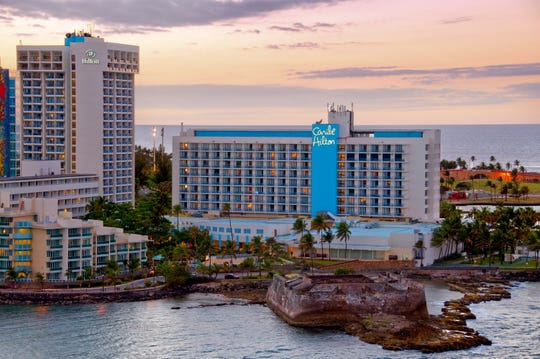 The iconic Caribe Hilton in San Juan, Puerto Rico, will re-open later this year after an extensive renovation following Hurricane Maria.